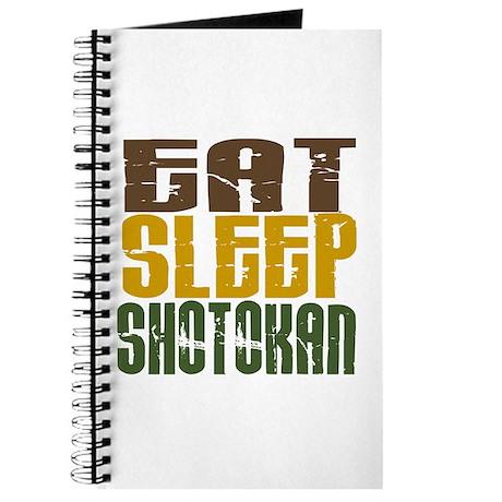 Eat Sleep Shotokan Journal