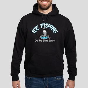 Ice Fishing Hoodie (dark)