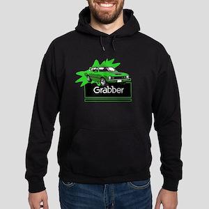 Grabber Green Maverick Hoodie (dark)
