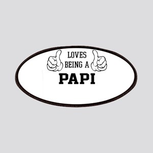 This Man Loves Being A Papi Patch