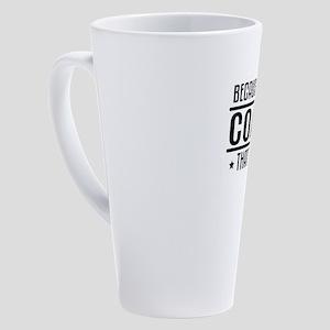 Coach 17 oz Latte Mug