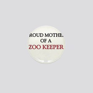 Proud Mother Of A ZOOARCHAEOLOGIST Mini Button