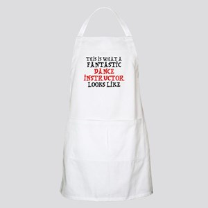 fantastic dance instructor2 Light Apron