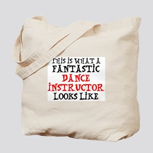 fantastic dance instructor2 Tote Bag