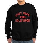 BUTT ROCK 1986 Sweatshirt (dark)