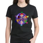 World Peace Women's Dark T-Shirt