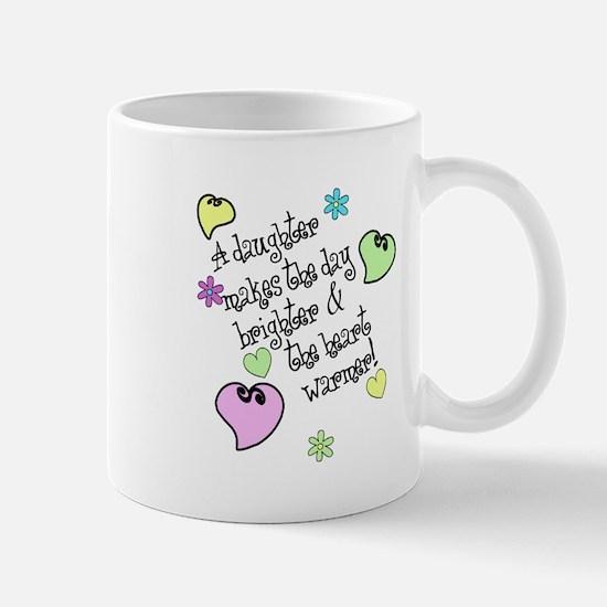 Love My Daughter Mug