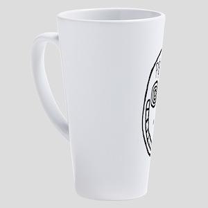PSYCO 17 oz Latte Mug