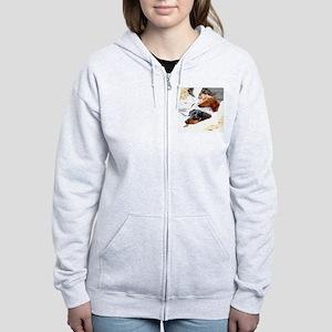 Naptime Women's Zip Hoodie