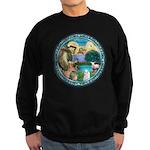 St Francis/Am Eskimo #3 Sweatshirt (dark)