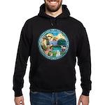 St Francis/Am Eskimo #3 Hoodie (dark)