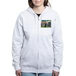St. Francis Dobie Women's Zip Hoodie