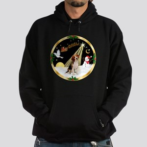 Night Flight/Beagle Hoodie (dark)