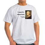 Thomas Jefferson 27 Light T-Shirt