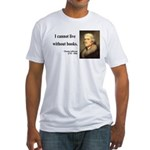 Thomas Jefferson 27 Fitted T-Shirt