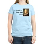 Thomas Jefferson 27 Women's Light T-Shirt