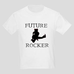 Girls Future Rocker Kids Light T-Shirt