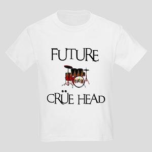 Future Crue Head Kids Light T-Shirt