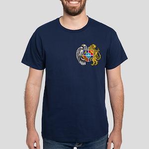 Armenia Crest Dark T-Shirt