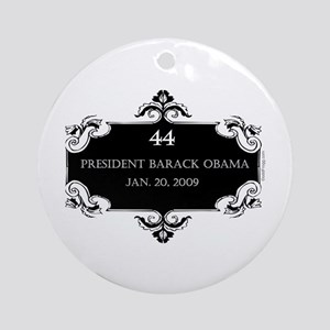 oddFrogg Obama Commemorative Ornament