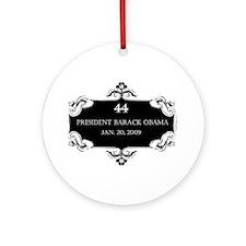 oddFrogg Obama Commemorative Ornament