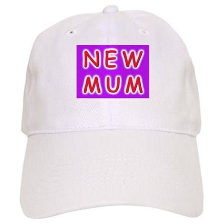 Give a new mother a NEW MUM Cap
