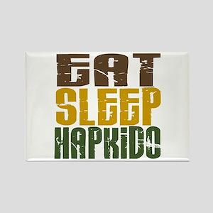 Eat Sleep Hapkido Rectangle Magnet