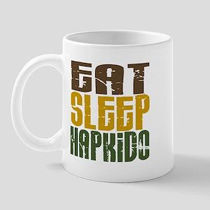 Eat Sleep Hapkido Mug