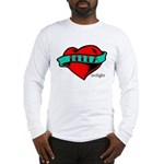 Twilight Bella Heart Tattoo Long Sleeve T-Shirt