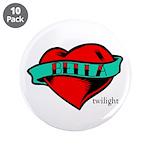 Twilight Bella Heart Tattoo 3.5