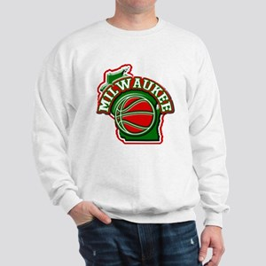 Milwaukee Basketball Sweatshirt