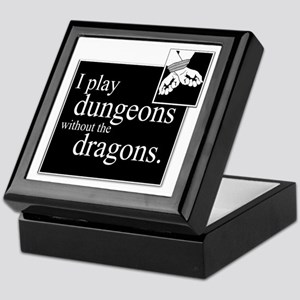 Dungeons Without Dragons Keepsake Box