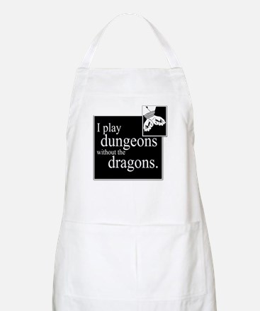 Dungeons Without Dragons Apron