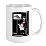 Ghost Post Large Mug Mugs