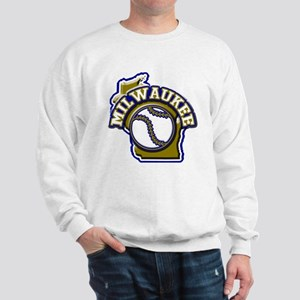 Milwaukee Baseball Sweatshirt