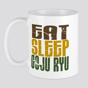 Eat Sleep Goju Ryu Mug