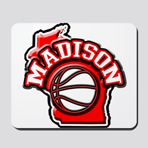 Madison Basketball Mousepad