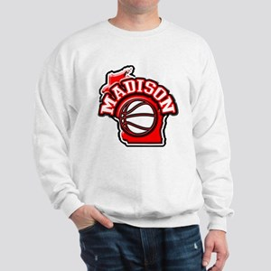 Madison Basketball Sweatshirt