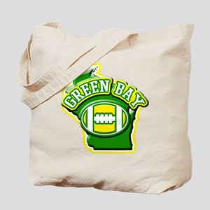 Green Bay Football Tote Bag