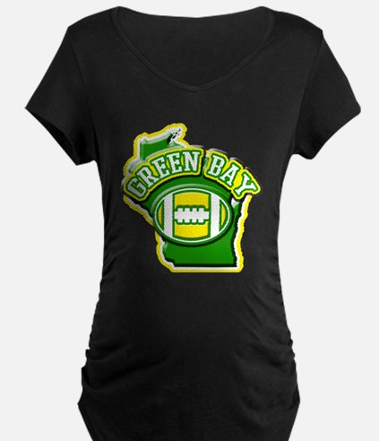 Green Bay Football T-Shirt