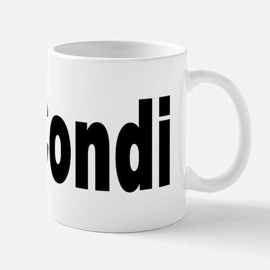 I Love Condi Mug