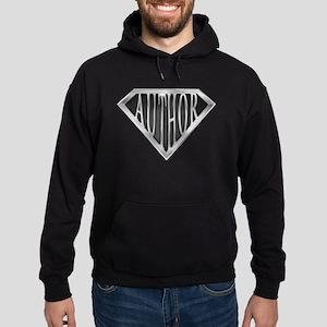 SuperAuthor(metal) Hoodie (dark)