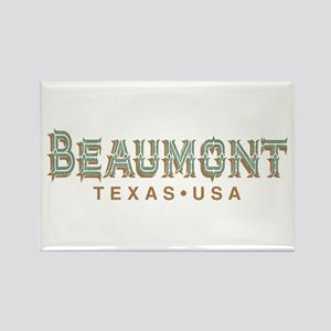 Retro Beaumont Magnets