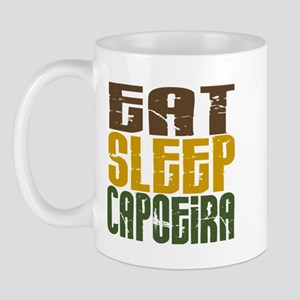 Eat Sleep Capoeira Mug