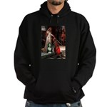 Accolade / Bearded Collie Hoodie (dark)