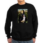 Mona's Bernese Mt. Dog Sweatshirt (dark)