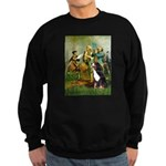 Spirit of '76 & Bernese Sweatshirt (dark)