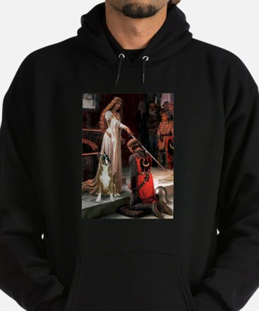 The Accolade & Boxer Hoodie (dark)