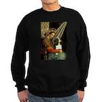 Madonna & Tri Cavalier Sweatshirt (dark)