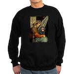 Madonna & Cavalier (BT) Sweatshirt (dark)